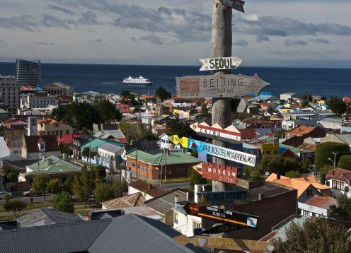 Tour, Transfer, Excursiones en Punta Arenas, Chile