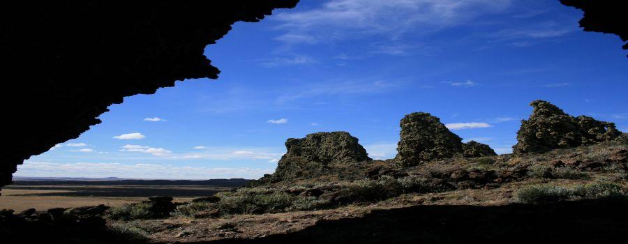 Cueva de Fell, Parque Nacional Pali Aike