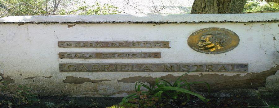 Casa de Gabriela Mistral, Montegrande