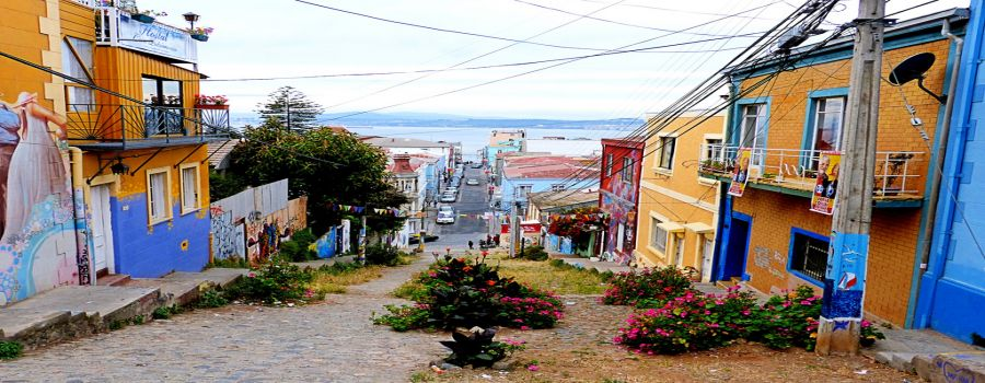 Cerro Alegre, Valparaiso