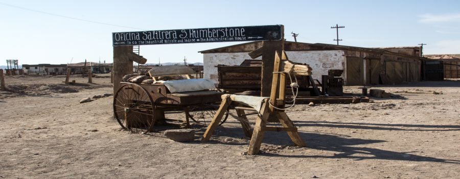 Oficina Salitrera Humberstone