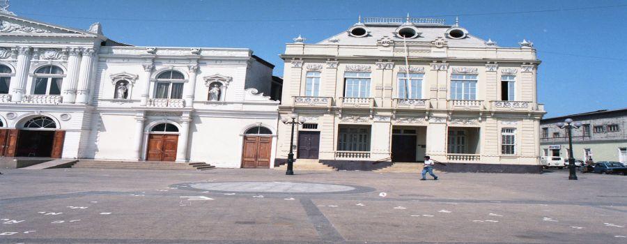 Edificio de Sociedad Protectora de empleados de Tarapaca