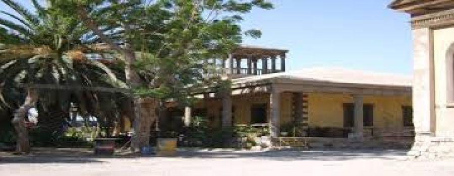 Casa e Iglesia de la Ex-Hacienda de Nantoco