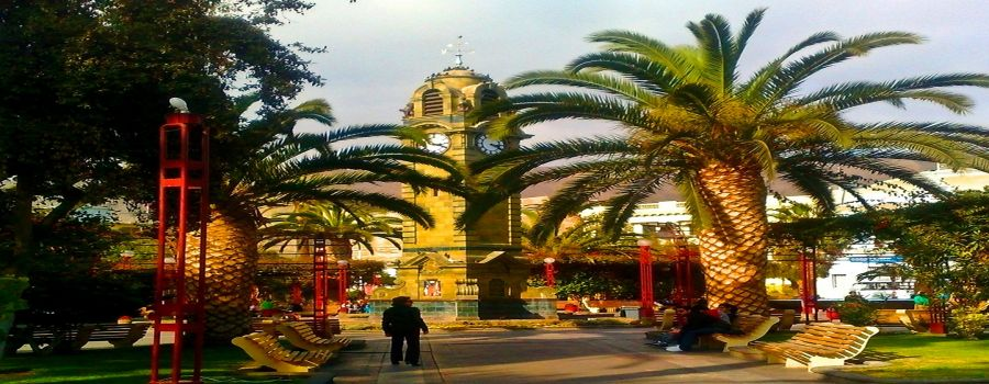 Torre el Reloj de Antofagasta