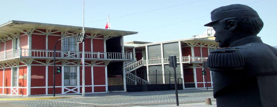Edificio Aduana de Antofagasta