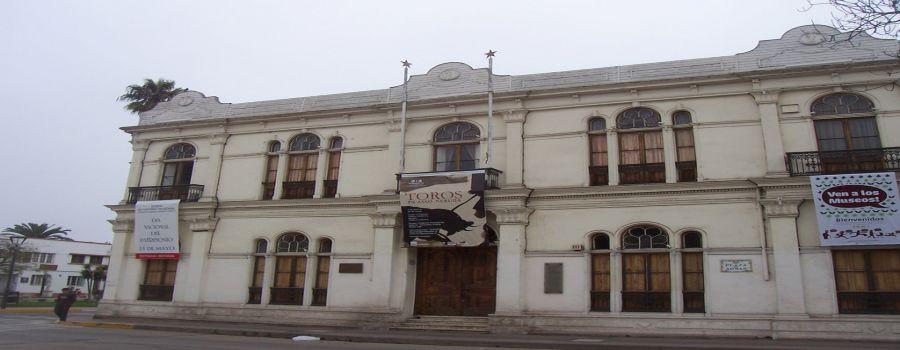 Casa de Gabriel Gonzalez Videla