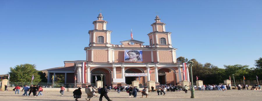 Iglesia Parroquial, Andacollo