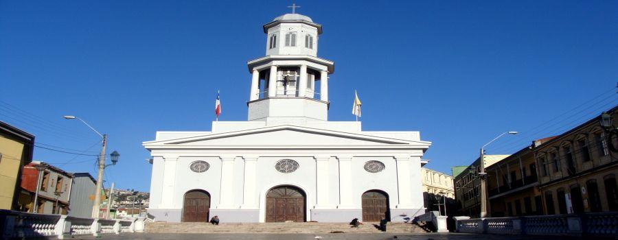 Iglesia de La Matriz de Valparaiso