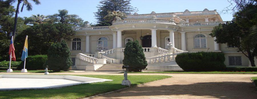Palacio Rioja, Vi�a del Mar