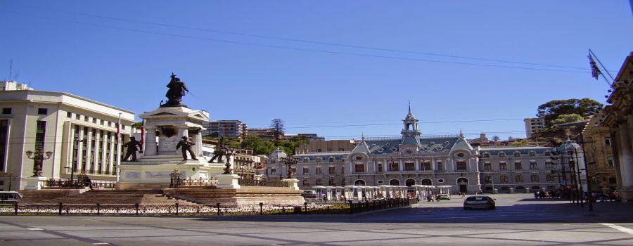 Edificio Ex Aduana de Valparaiso
