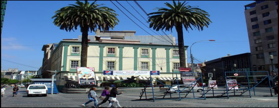 Plaza Anibal Pinto, Valparaiso