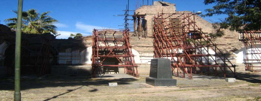 Ruinas Jesu�ticas de San Francisco