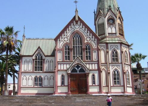 Catedral San Marcos de Arica