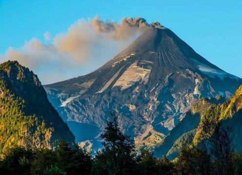 Volcan Villarrica, Cerros y Volcanes en Pucon