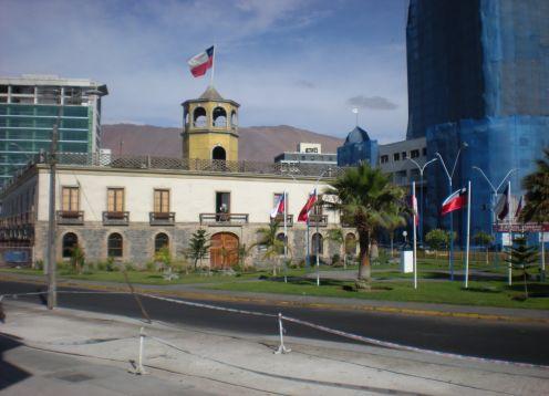 Edificio Aduanas de Iquique