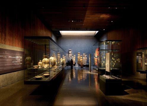 Museo Chileno de Arte Precolombino , Museos en Santiago