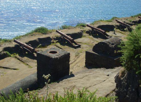 Castillo de San Pedro de Alcantara de Mancera, Corral, Atractivos Culturales en Valdivia