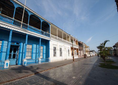 Calle Baquedano. Iquique