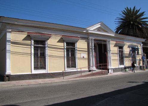 Casa de los Hermanos Matta, Atractivos Culturales en Copiapo