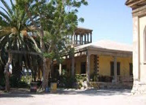 Casa e Iglesia de la Ex-Hacienda de Nantoco, Atractivos Culturales en Copiapo