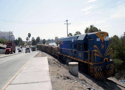 Ferrocarril Arica - La Paz