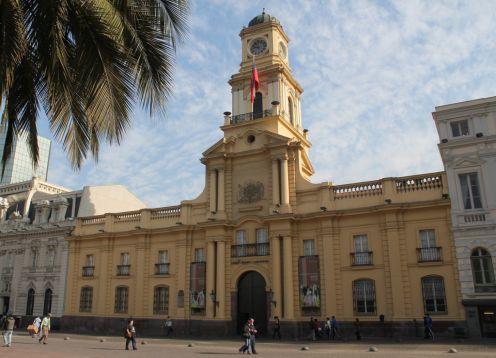 Museo Hist�rico Nacional de Santiago, Museos en Santiago