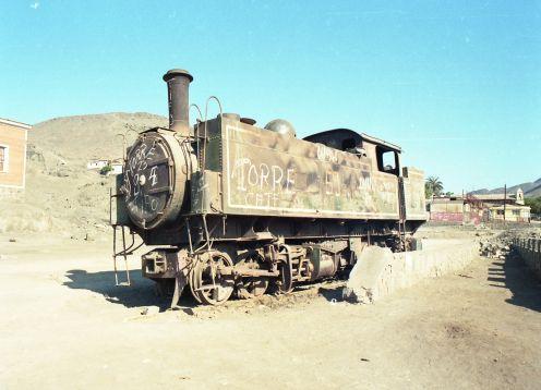 Recinto de Ferrocarril de TalTal