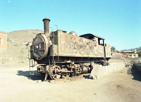 Recinto de Ferrocarril de TalTal, Atractivos Tur�sticos en Taltal