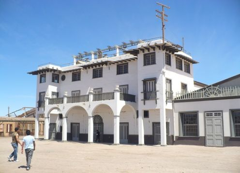 Oficina Salitrera Chacabuco, Atractivos Culturales en Antofagasta