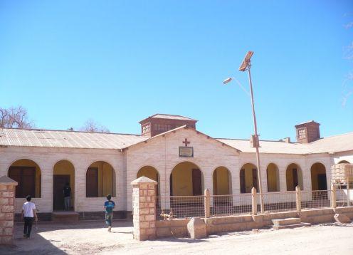 Oficina Salitrera Pedro de Valdivia