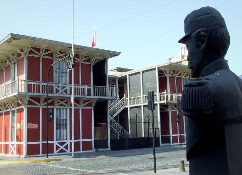 Edificio Aduana de Antofagasta, Atractivos Culturales en Antofagasta