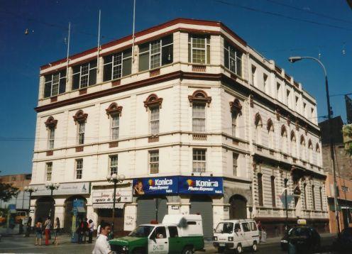 Palacio Ross Valparaiso
