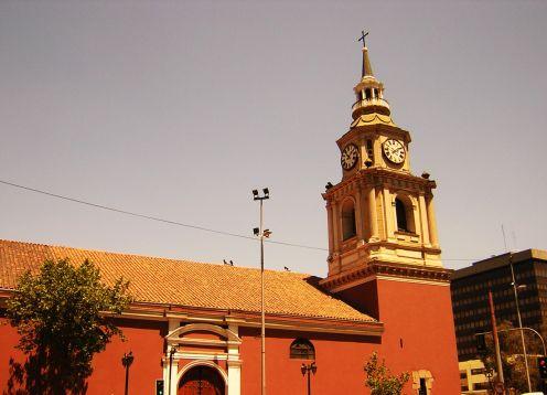Iglesia San Francisco de Santiago