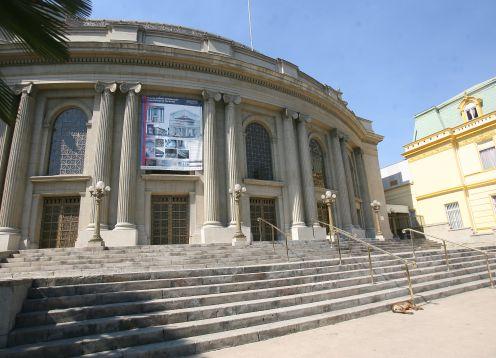 Teatro Municipal de Valparaiso