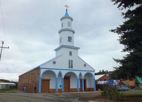 Iglesia de Ril�n, Chiloe