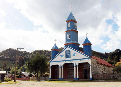 Iglesia de Tenaun, Chiloe