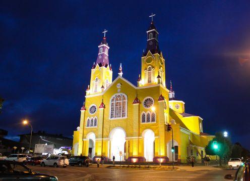 Iglesia Catedral de Castro