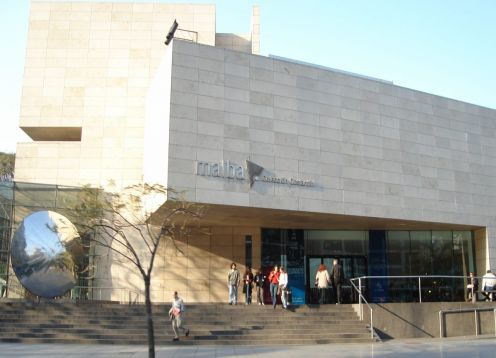 Museo de Arte Latinoamericano de Buenos Aires, Museos en Buenos Aires