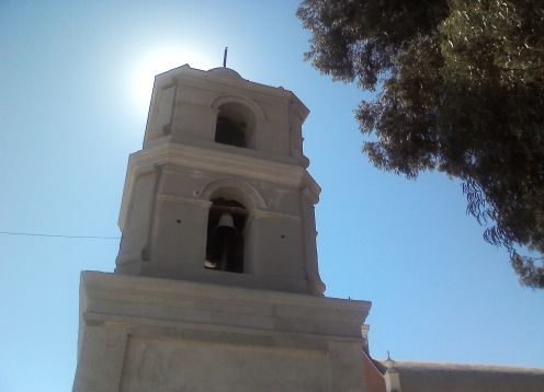 Iglesia y Campanario de Matilla, Pica