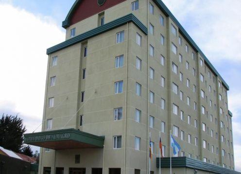 Hotel Diego de Almagro Punta Arenas en Punta Arenas