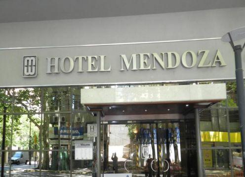 Hotel Mendoza en Mendoza