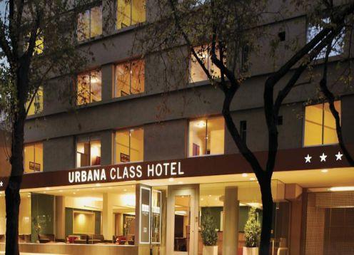 Urbana Class Hotel en Mendoza
