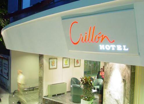 Hotel Crillon en Mendoza
