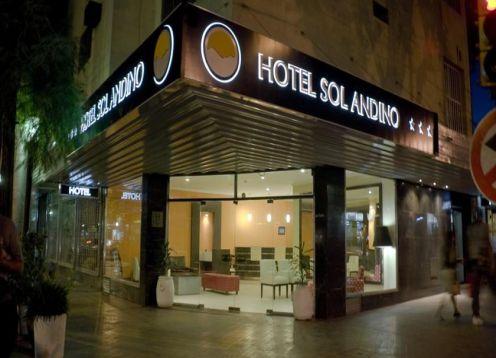Hotel Sol Andino en Mendoza