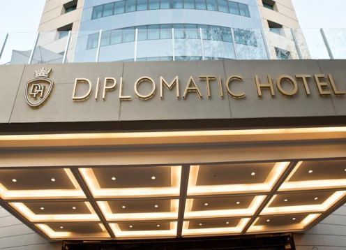 Hotel Diplomatic en Mendoza