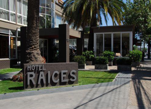 Hotel Raices  - Ex Turismo Curico Hotel en Curico