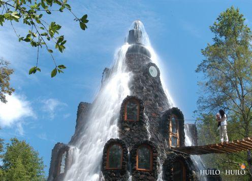 Hotel Montaña Magica - Huilo Huilo