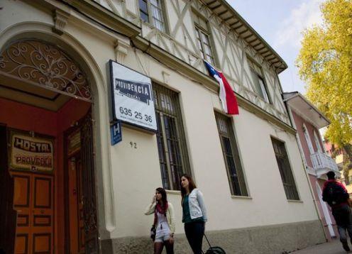 Hostal Providencia en Santiago