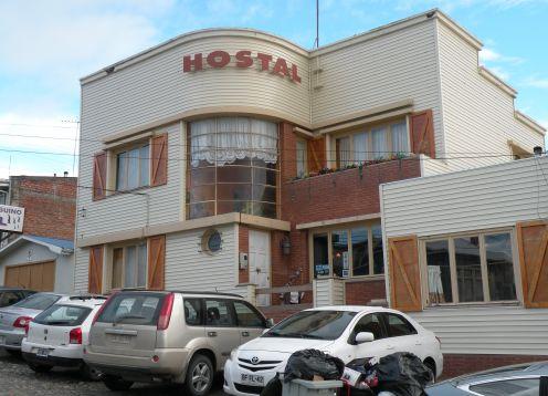 Hostal Oro Fueguino en Punta Arenas