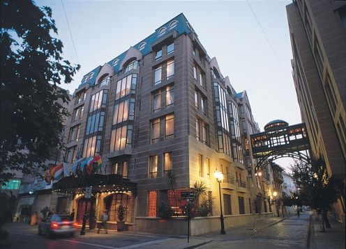 Hotel Fundador Santiago en Santiago